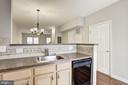 Kitchen - 42439 ROCKROSE SQ, BRAMBLETON