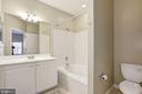 Master Bath - 42439 ROCKROSE SQ, BRAMBLETON