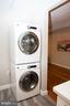 New G.E. Washer & Dryer - 2804 S ABINGDON ST #B, ARLINGTON
