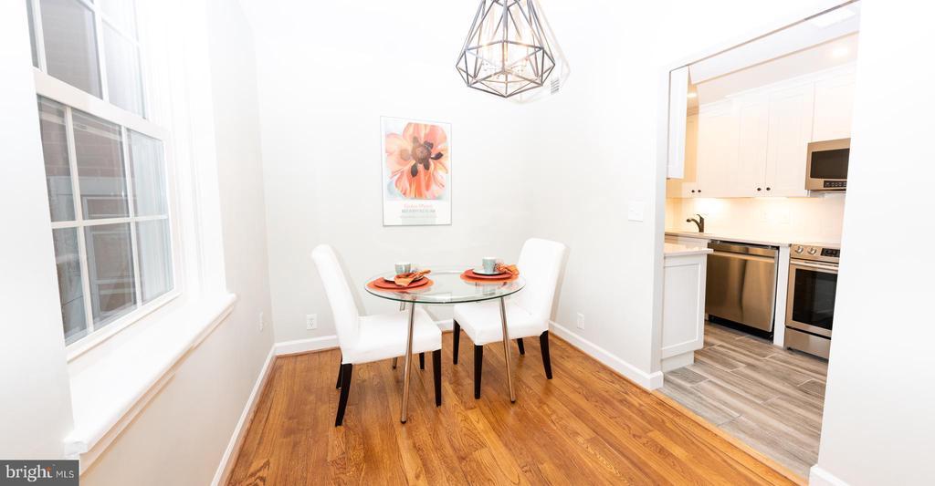 Dining Room - 2804 S ABINGDON ST #B, ARLINGTON