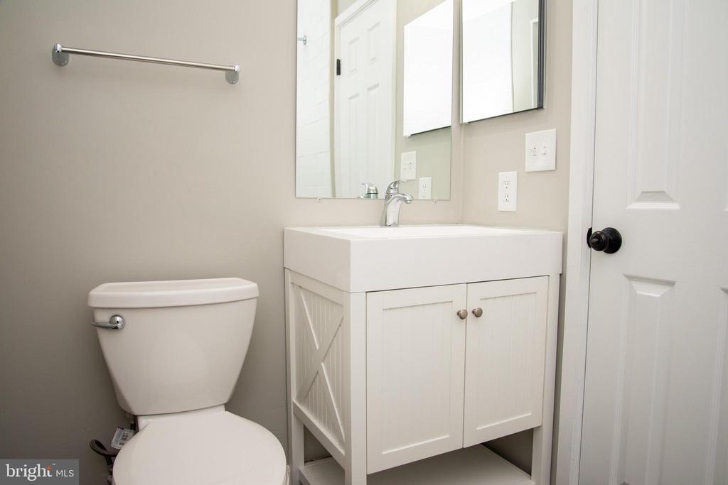 Bathroom Everything is New! - 2804 S ABINGDON ST #B, ARLINGTON