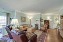 Living Room - 20660 HOPE SPRING TER #204, ASHBURN