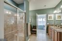Master Bathroom - 20660 HOPE SPRING TER #204, ASHBURN