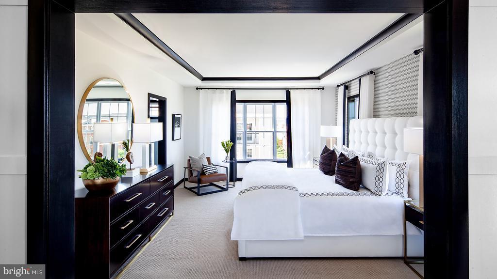 Delanie - Master Bedroom - 43199 MONGOLD SQ, ASHBURN