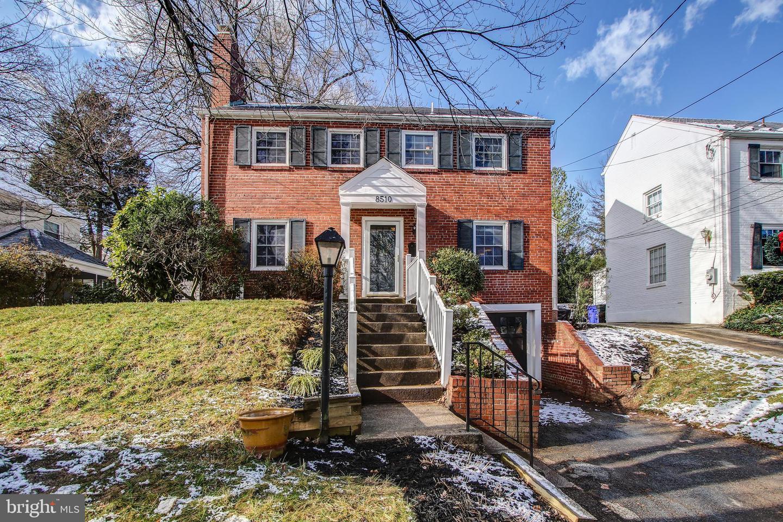8510 IRVINGTON AVENUE, BETHESDA, Maryland