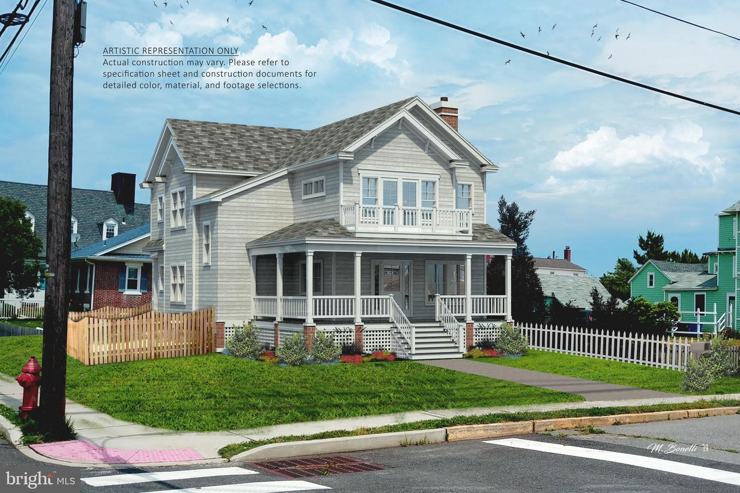Single Family Homes voor Verkoop op Beach Haven, New Jersey 08008 Verenigde Staten