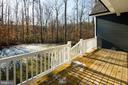 CONVENIENT REAR DECK - 466 COURTHOUSE RD, STAFFORD