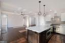 UPGRADED PENDANT LIGHTING - 466 COURTHOUSE RD, STAFFORD