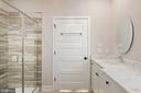 OVERSIZED SHOWER IN THE MASTER BATH - 466 COURTHOUSE RD, STAFFORD