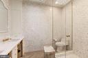 Master bath - 2318 20TH ST NW, WASHINGTON