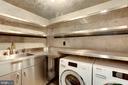 Laundry room - 2318 20TH ST NW, WASHINGTON