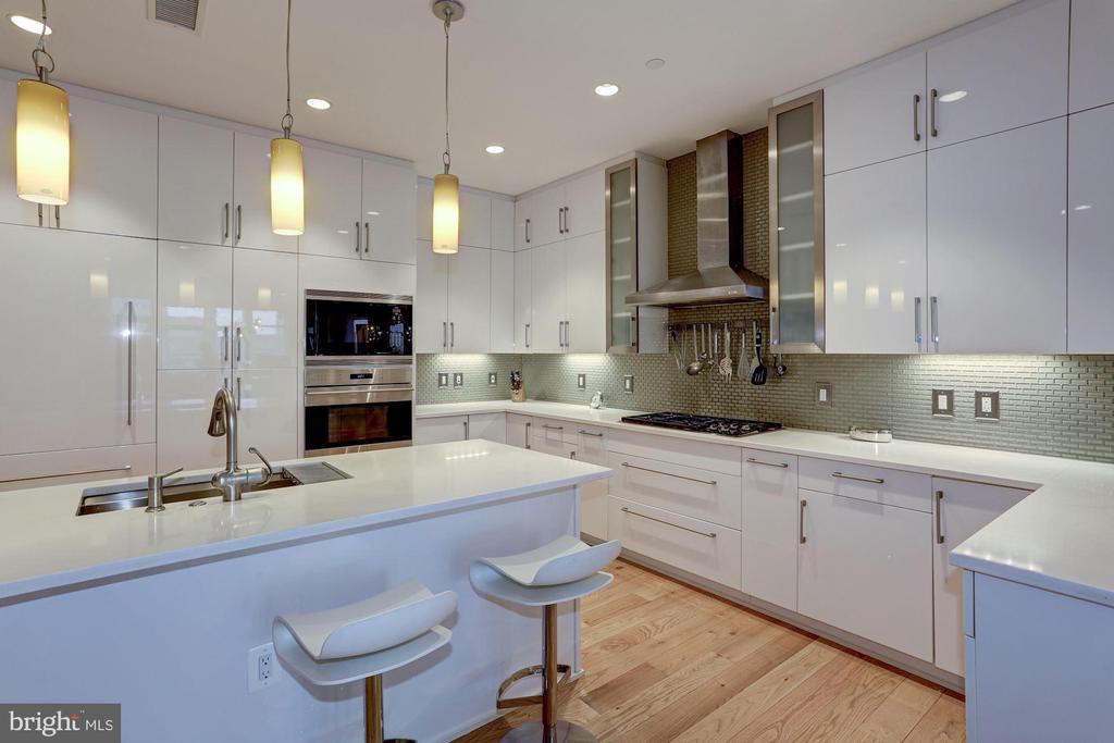 Kitchen - 601 N FAIRFAX ST #605, ALEXANDRIA