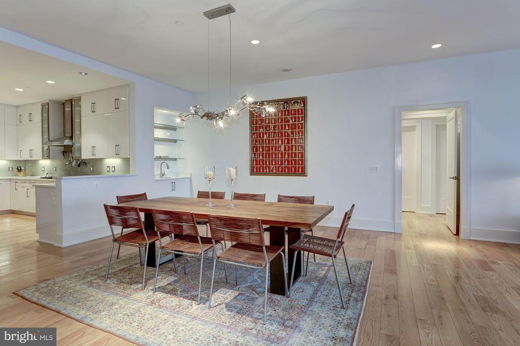 Dining Room - 601 N FAIRFAX ST #605, ALEXANDRIA