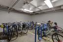 Bike Room - 601 N FAIRFAX ST #605, ALEXANDRIA