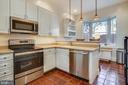 Kitchen - 318 CONSTITUTION AVE NE, WASHINGTON
