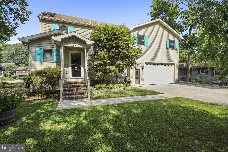 Single Family Homes для того Продажа на Ocean Pines, Мэриленд 21811 Соединенные Штаты