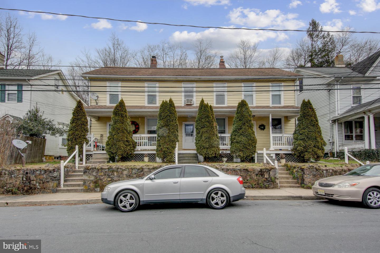 Triplex for Sale at Glen Gardner, New Jersey 08826 United States