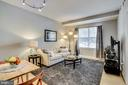 Dining/Living Space - 1111 11TH ST NW #102, WASHINGTON