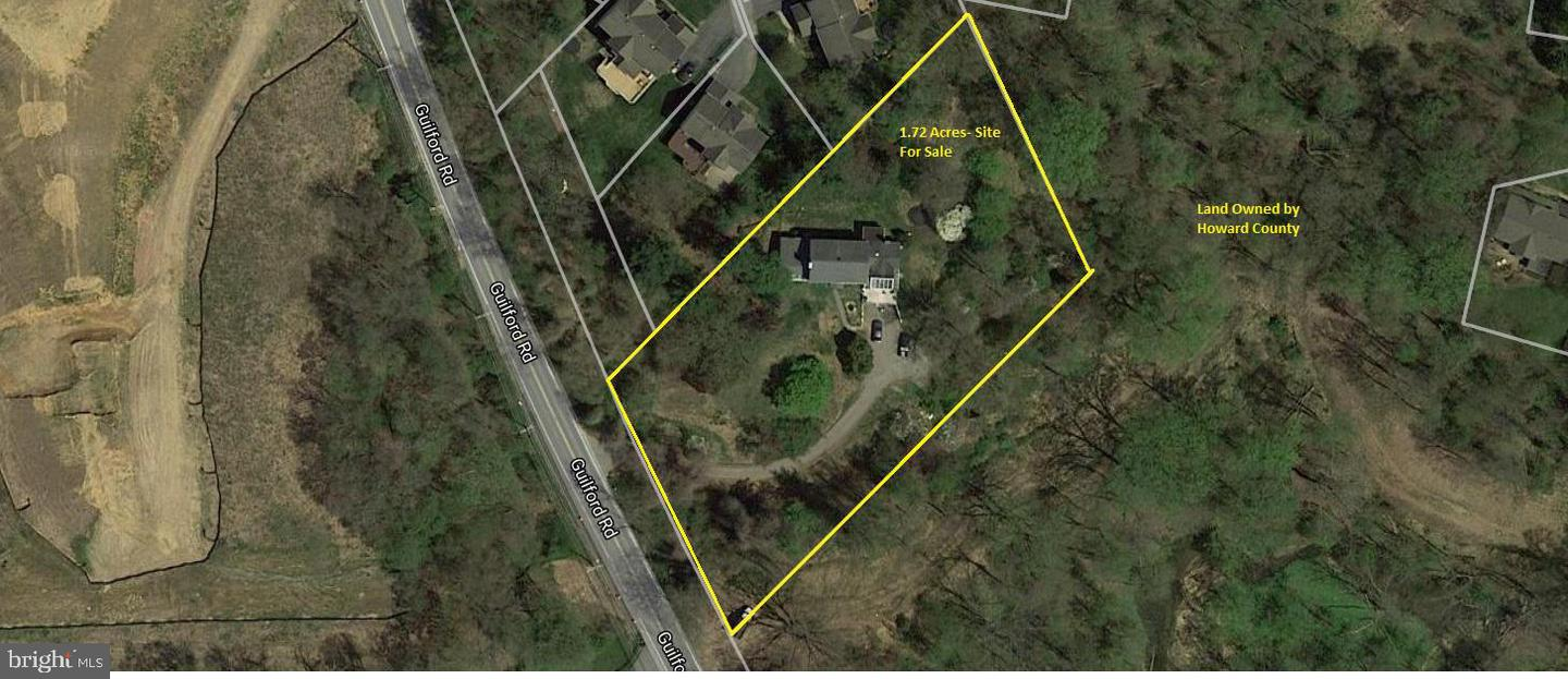 Land for Sale at Clarksville, Maryland 21029 United States