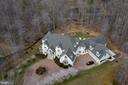 Estate Home on a private 5-acre lot - 8033 WOODLAND HILLS LN, FAIRFAX STATION