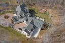 Aerial View - 8033 WOODLAND HILLS LN, FAIRFAX STATION