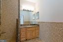 Private Full Bath in BR4 - 8033 WOODLAND HILLS LN, FAIRFAX STATION