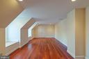 Bedroom 7 Suite - Bedroom - 8033 WOODLAND HILLS LN, FAIRFAX STATION
