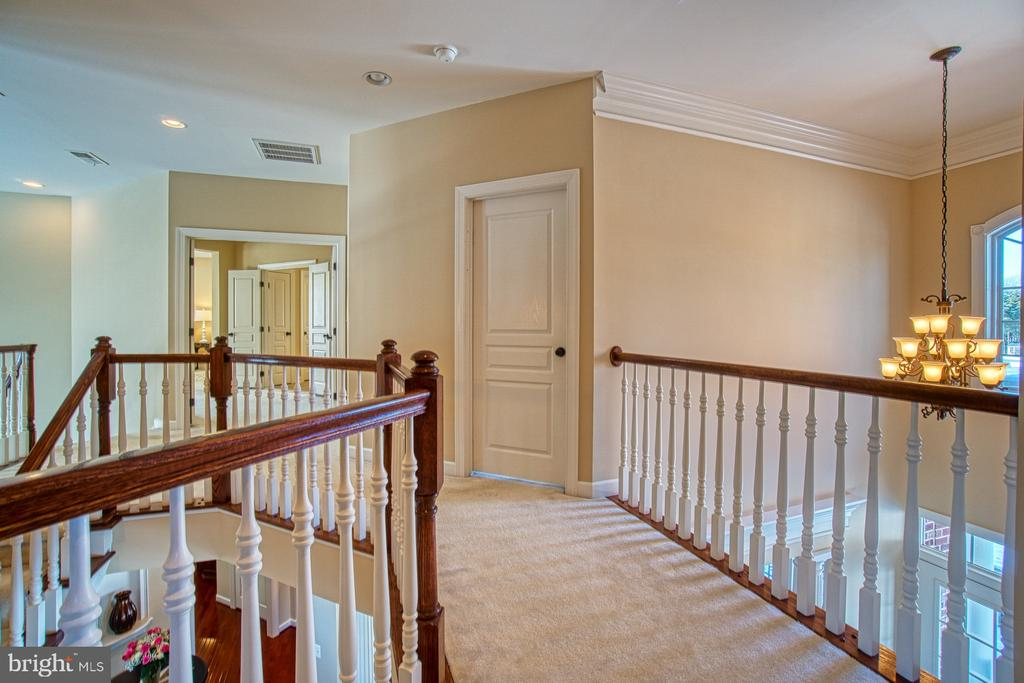 Dual Staircase Leads to Bedroom Level - 8251 ARROWLEAF TURN, GAINESVILLE