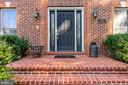 Beautiful Brick Stoop - 1515 JUDD CT, HERNDON