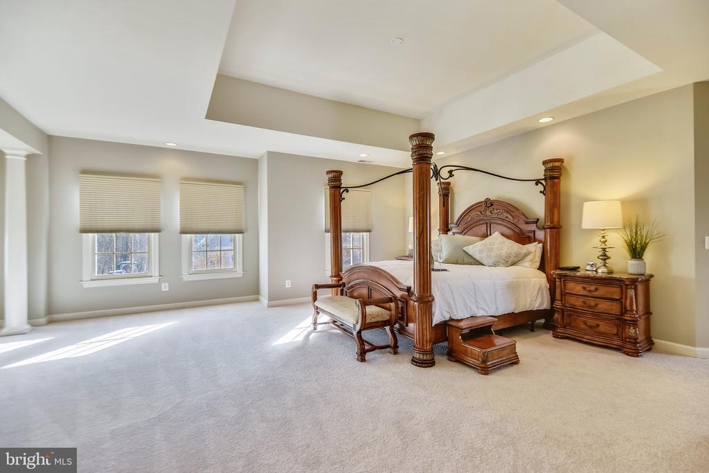 Master Bedroom - 43546 FIRESTONE PL, LEESBURG