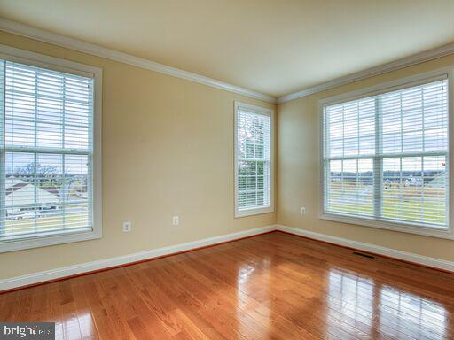 Gorgeous living room with beautiful views. - 220 LACOSTA CT, WINCHESTER