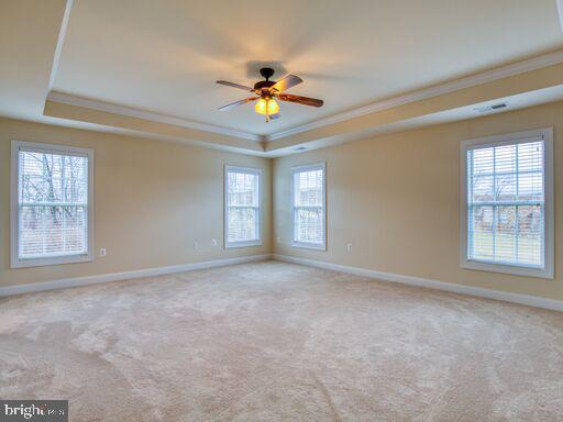 Master Bedroom - 220 LACOSTA CT, WINCHESTER