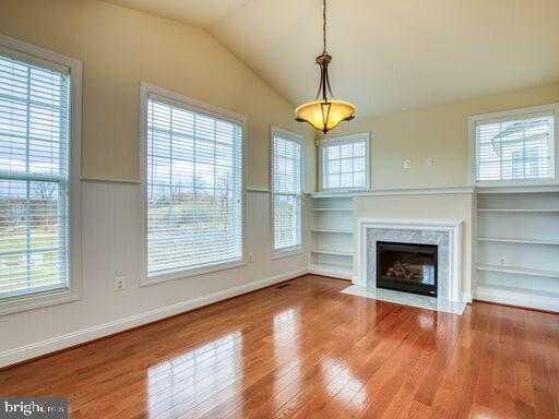 Views and a fireplace!!  WOW!! - 220 LACOSTA CT, WINCHESTER