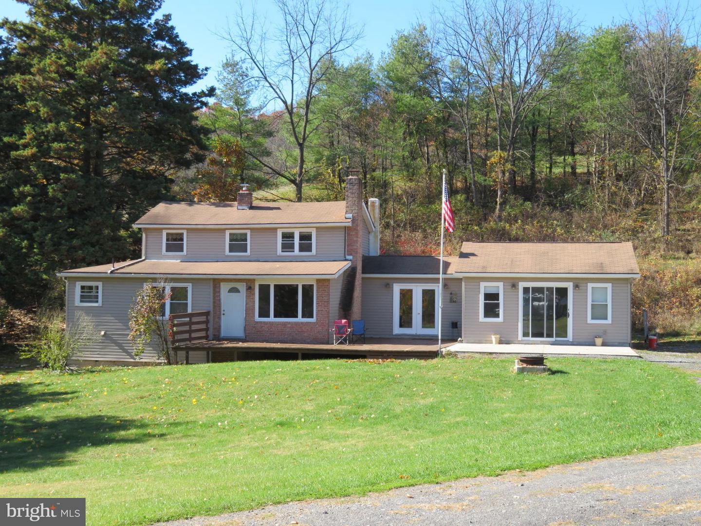 Single Family Homes för Försäljning vid Julian, Pennsylvania 16844 Förenta staterna