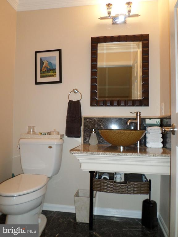 Half Bath - 13409 RISING SUN LN, GERMANTOWN