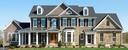Kendall Lane with HardiePlank and real stone - 18293 WILD RASPBERRY DR, PURCELLVILLE
