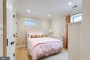 Lower Level Bedroom - 1644 WHITE PINE DR, VIENNA