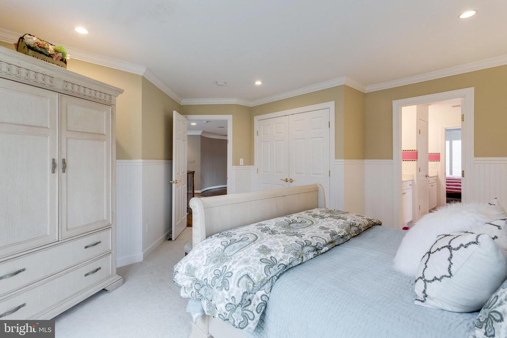 Bedroom - 1644 WHITE PINE DR, VIENNA