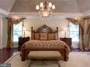 Master Bedroom - 1644 WHITE PINE DR, VIENNA