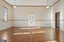 refinished wood floors - 19100 AIRMONT RD., PURCELLVILLE