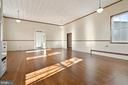 freshly painted rooms - 19100 AIRMONT RD., PURCELLVILLE