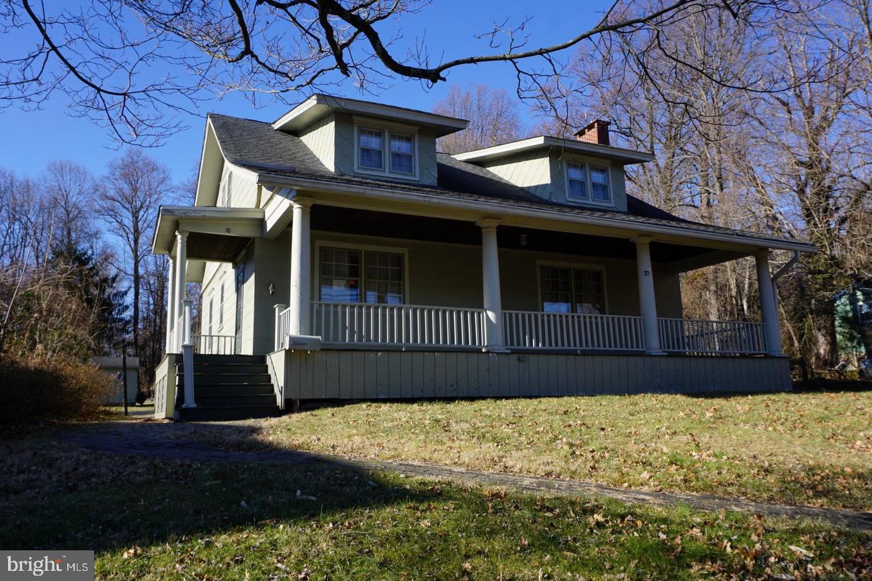 Single Family Homes per Vendita alle ore Hopewell, New Jersey 08525 Stati Uniti