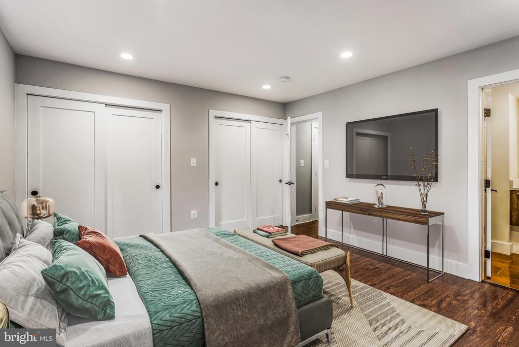 Guest Bedroom - 3053 Q ST NW, WASHINGTON