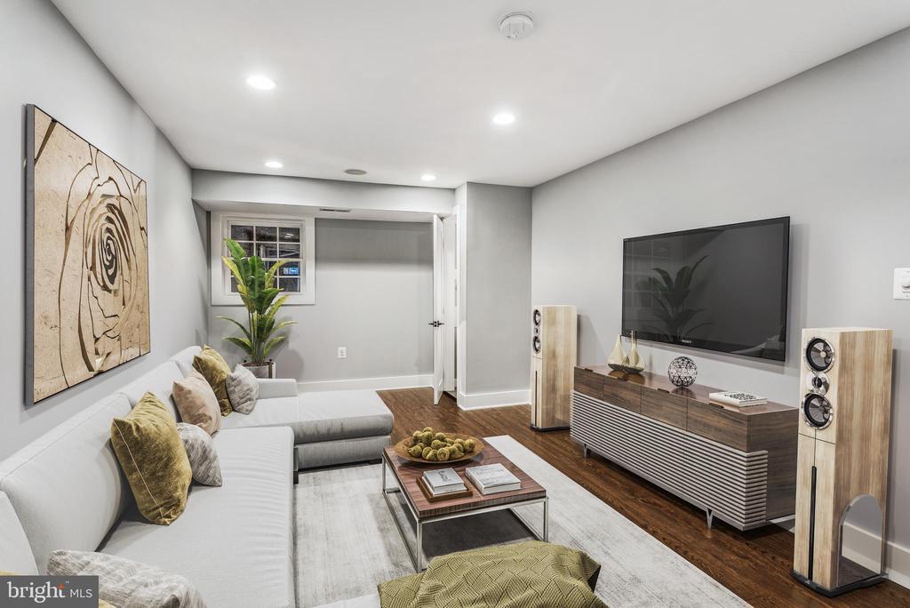 Den/Nanny Suite - 3053 Q ST NW, WASHINGTON