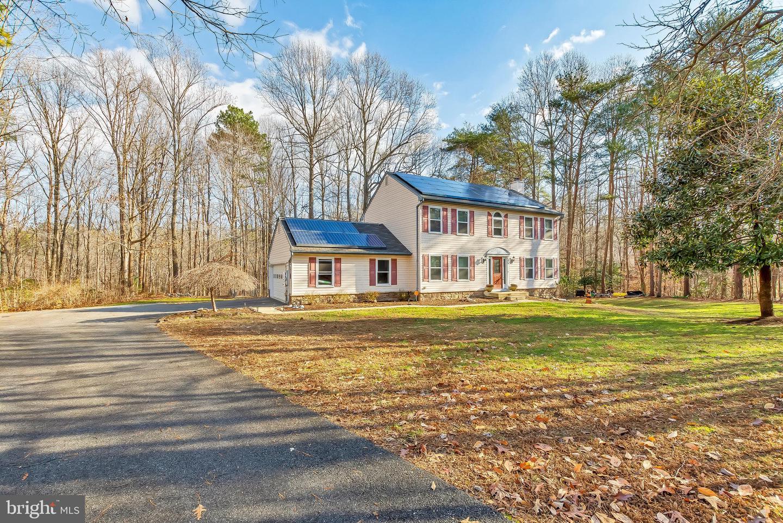 Single Family Homes pour l Vente à Port Republic, Maryland 20676 États-Unis