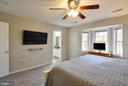 Privacy, backing to trees. - 309 STRATFORD CIR, LOCUST GROVE