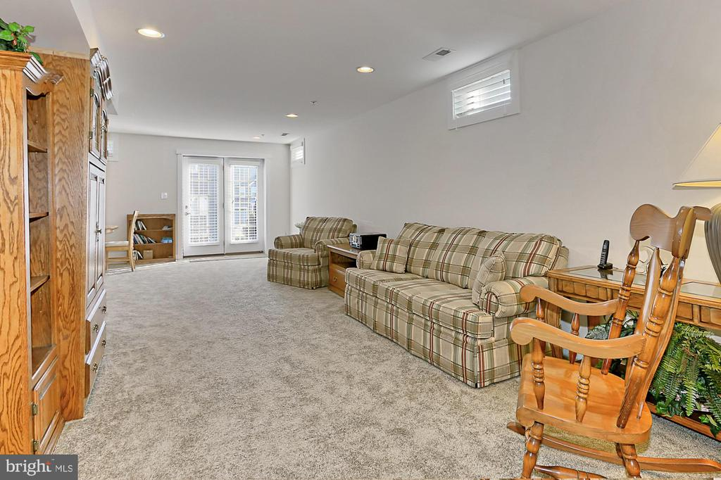 Recreation Room - 2451 CONQUEROR CT, DUMFRIES