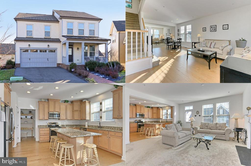 Beautiful home in amenity filled Potomac Shores! - 2451 CONQUEROR CT, DUMFRIES