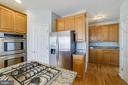 Make sure to check out the butler's pantry - 21072 CARTHAGENA CT, ASHBURN