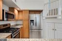 Huge pantry under the staircase - 6814 BRINDLE HEATH WAY #257, ALEXANDRIA